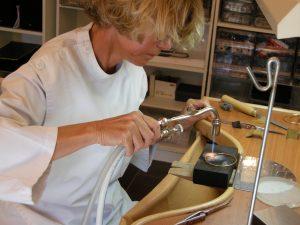 Atelier de bijouterie © DR