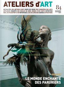 Revue Ateliers d'art n°84 © DR